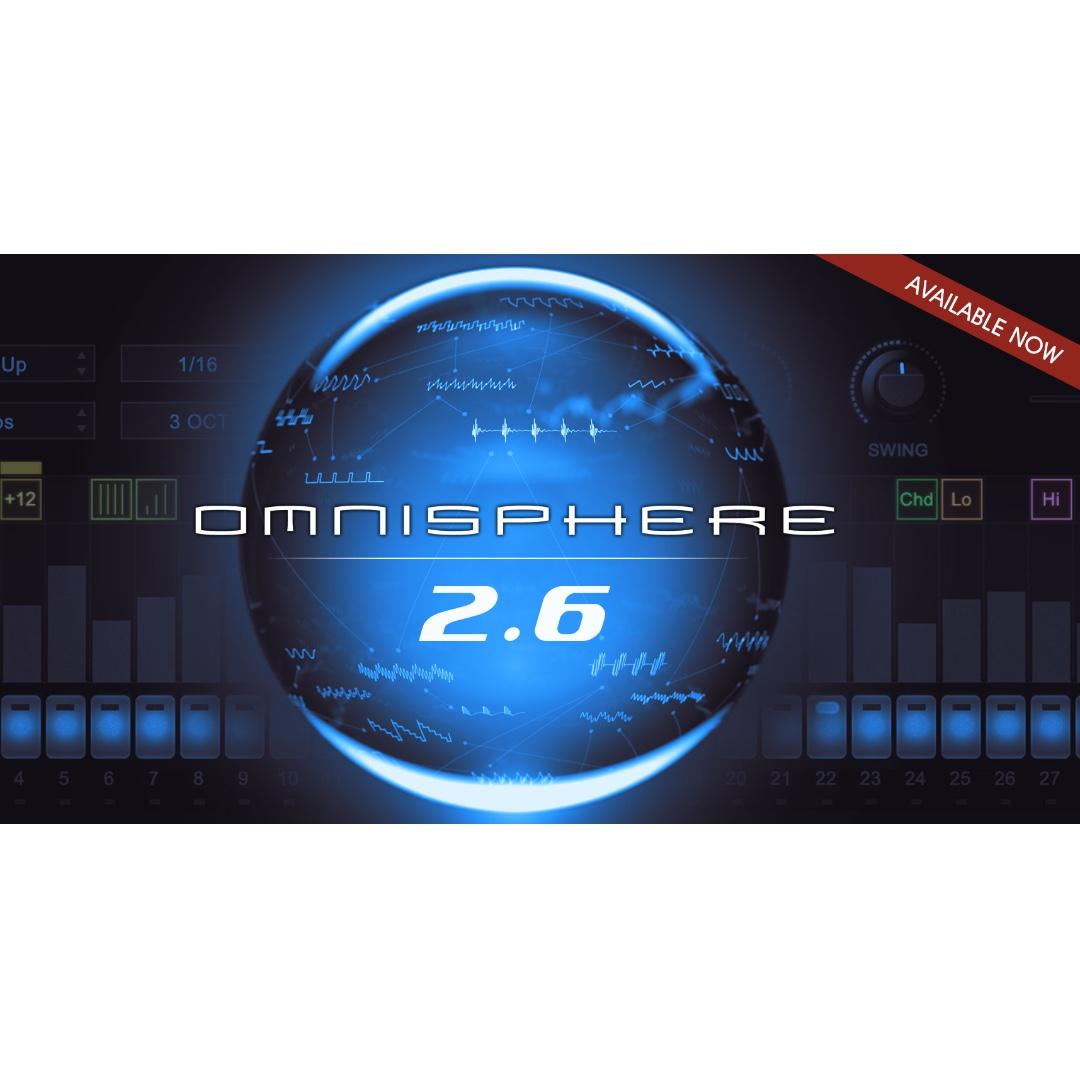Omnisphere 2 6 + Bob Moog + Trilian + Keyscape  BUNDLE