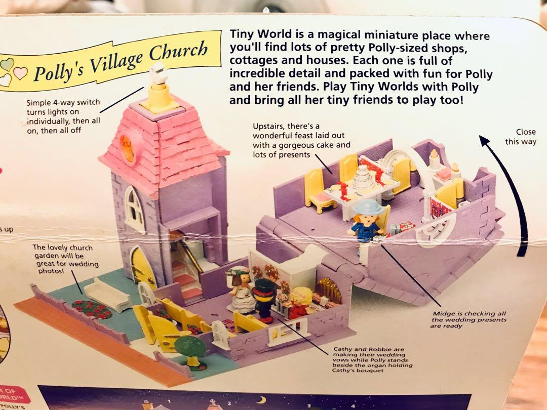 Polly Pocket Village Church