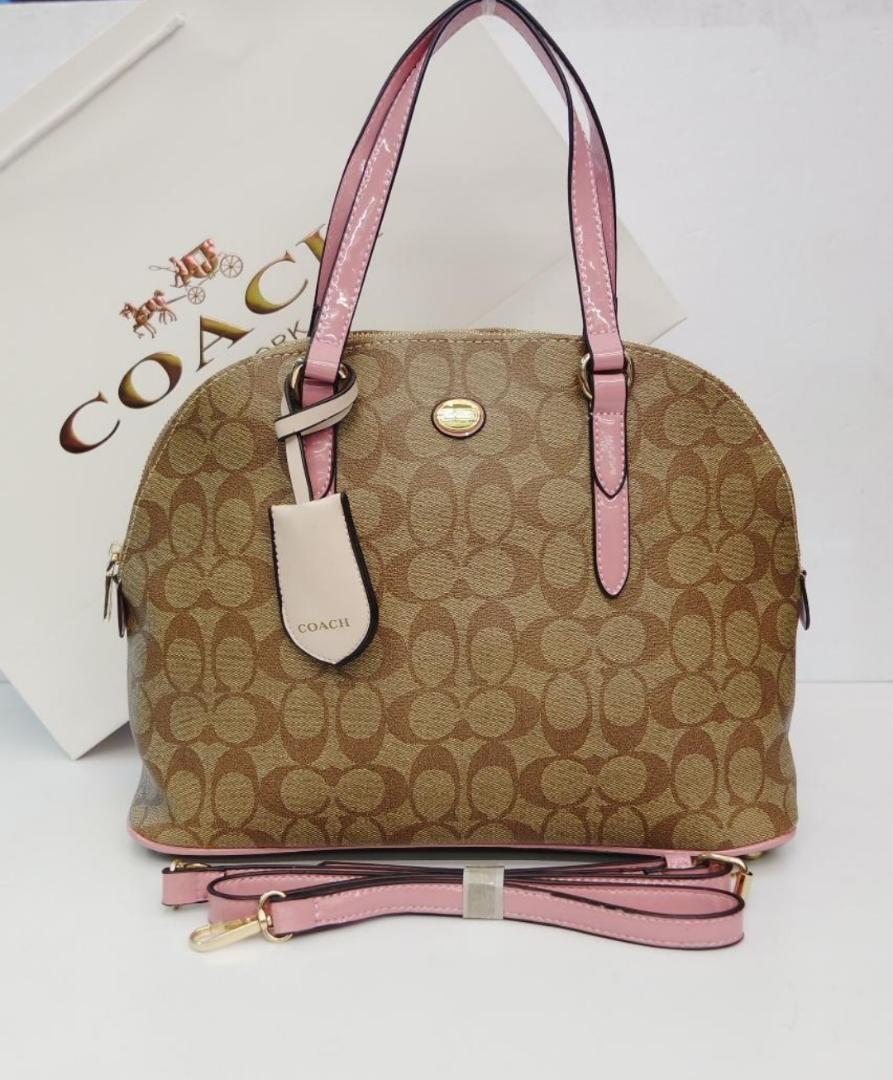 Promosi💃💃💃🔥🔥 Hot COACH Mix design: Backpack Canvas, Alma, Tote..
