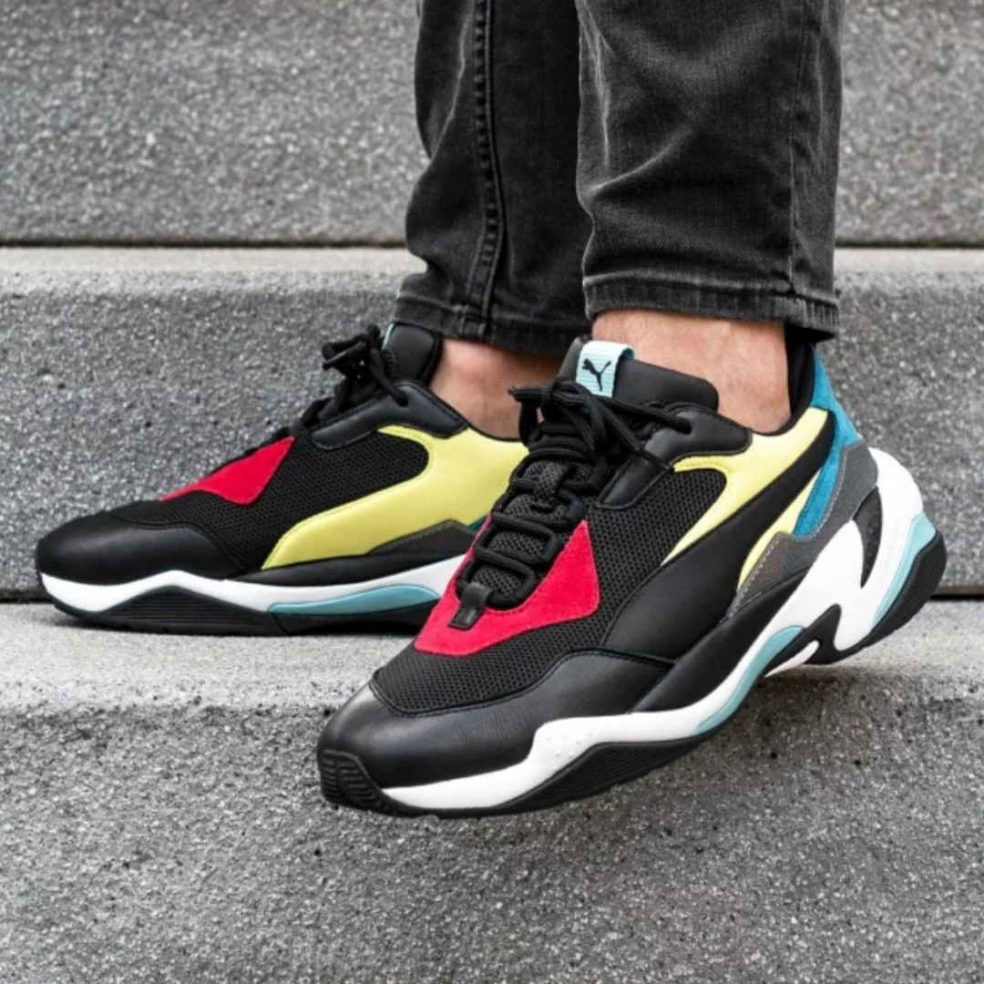 85bd4186073 Puma Thunder Spectra, Men's Fashion, Footwear, Sneakers on Carousell