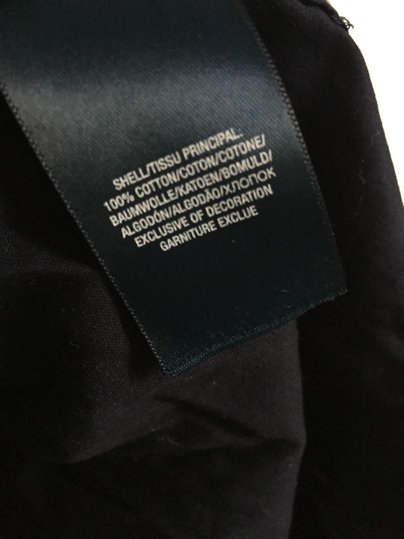 Ralph Lauren Dark blue shirt dress 長袖恤衫裙