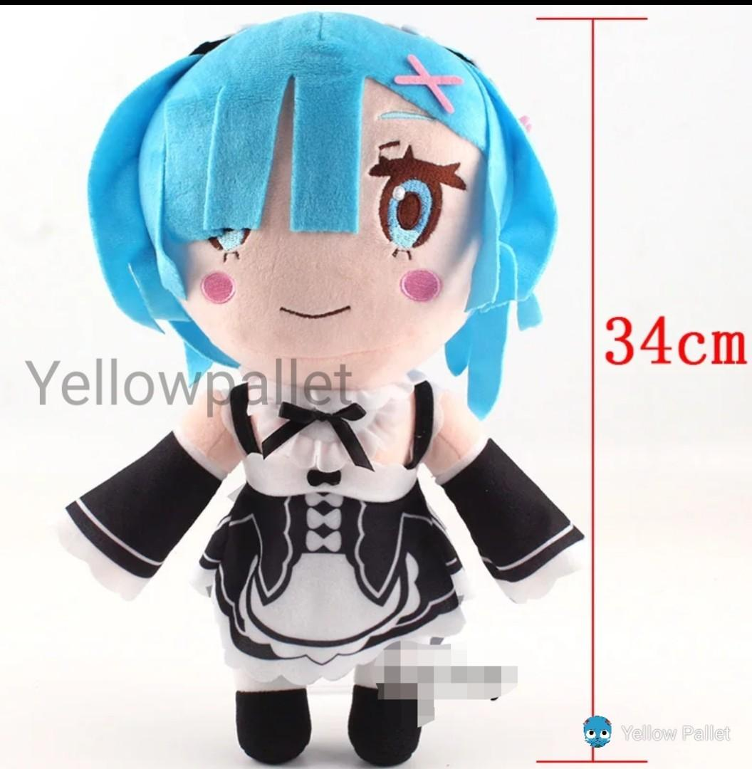 Rem doll