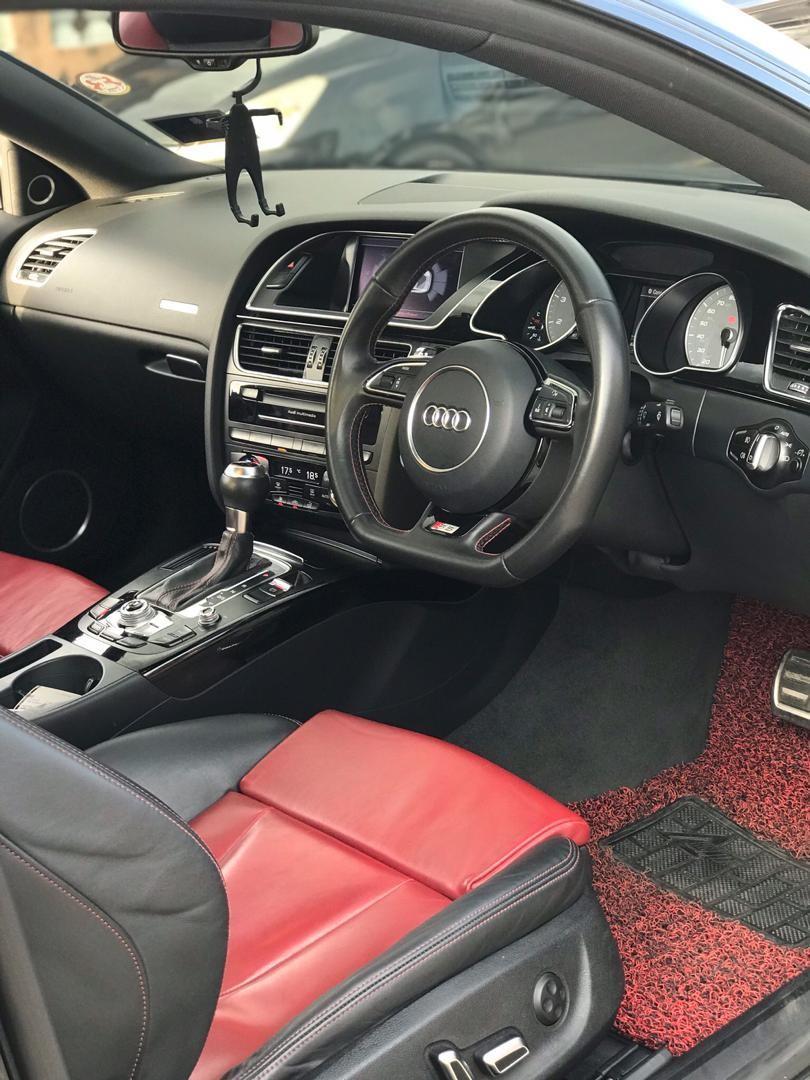 SEWA BELI>>Audi S5 3.0 V6 Quattro S-Line 2013/2015