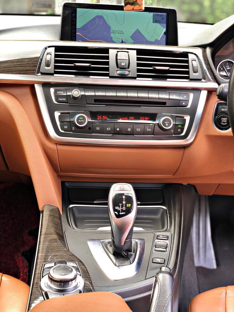 SEWA BELI>>BMW F30 328i LUXURY EDITION BULANAN MUR²  2012/2012