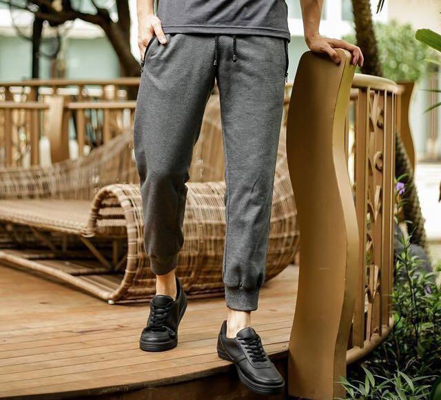Sweatpants / Celana Training Olahraga Jogger