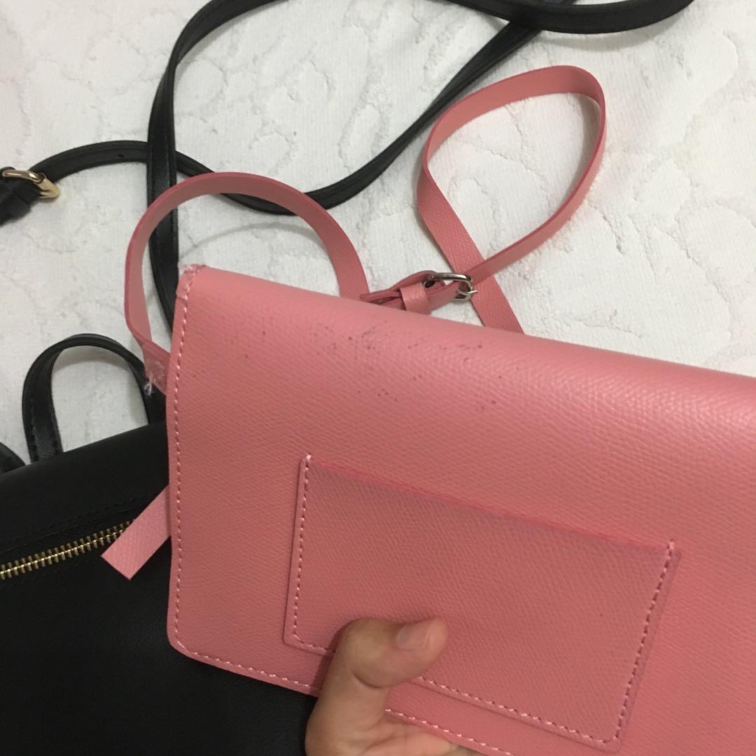 [TAKE ALL] Miniso Sling Bag