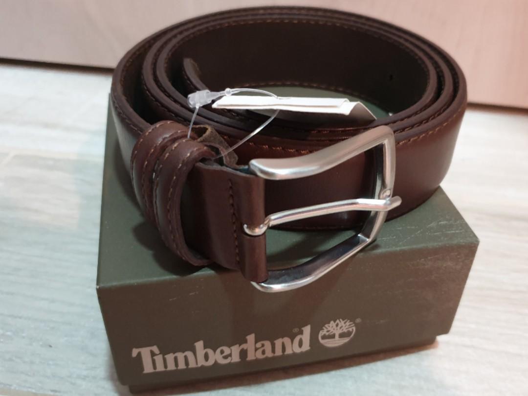 Timberland brown belt