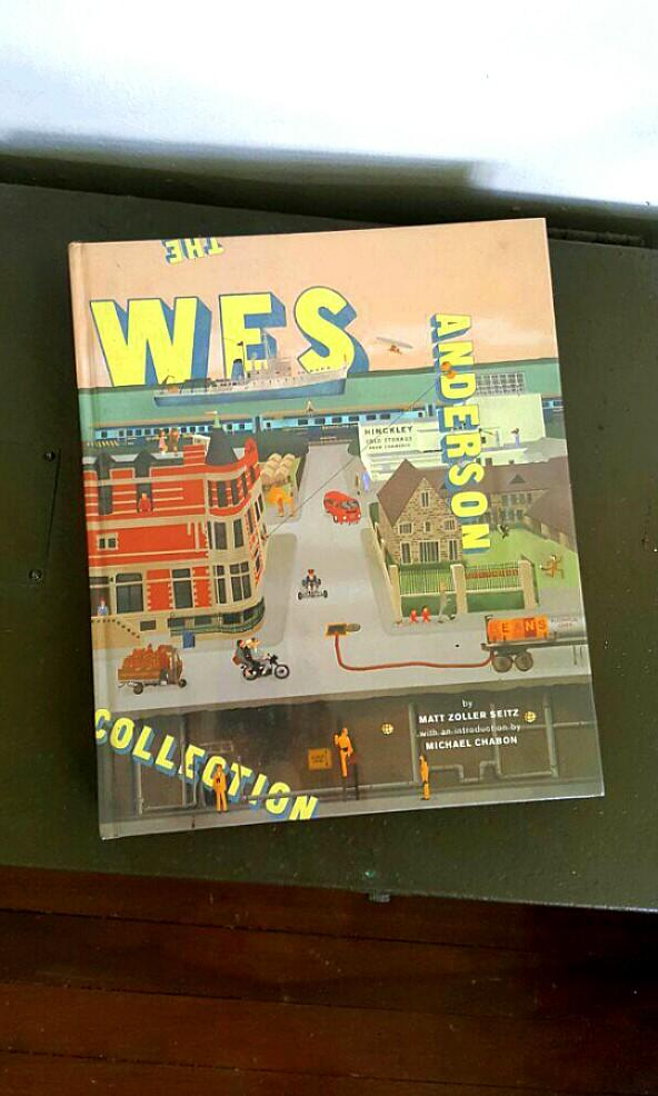 Wes Anderson Coffee Table Book.Wes Anderson Coffee Table Book On Carousell