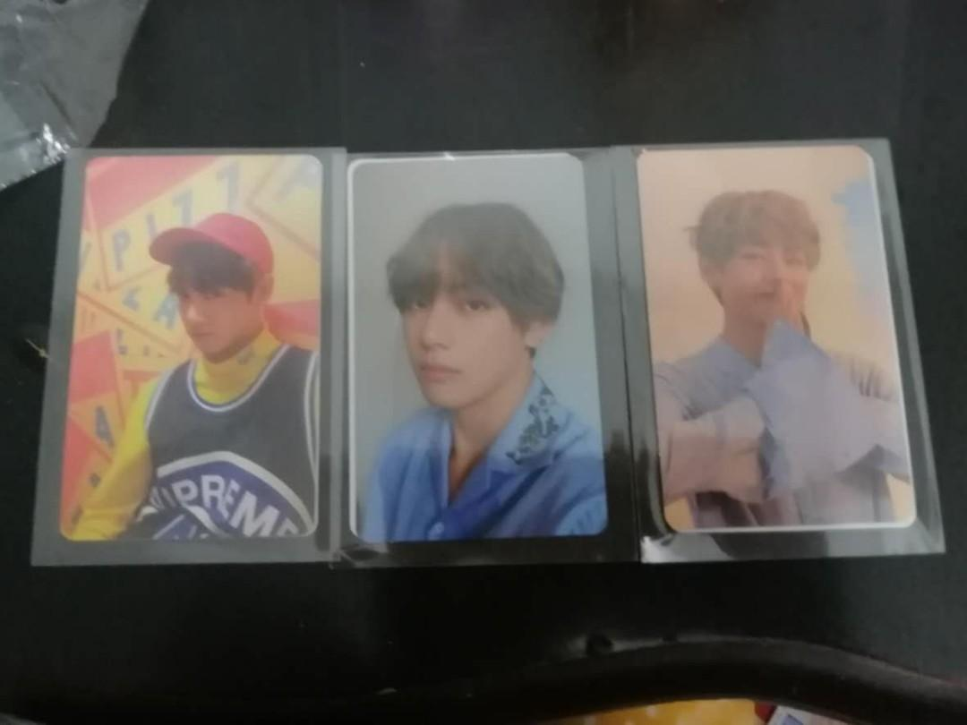 (WTS) BTS LOVE YOURSELF HER PHOTOCARD