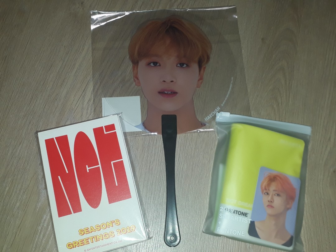 wts nct official goods masterlist!, Entertainment, K-Wave on Carousell