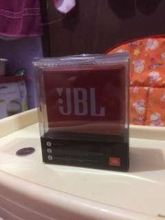 Speaker JBL GO