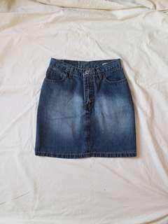 725 Originals Denim Skirt