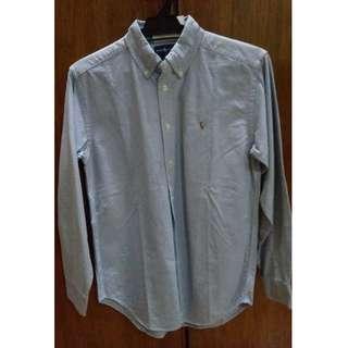 Ralph Lauren authentic/original long sleeves shirt (sky blue)