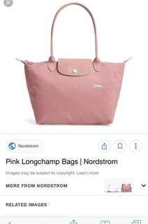 Long Champ Le Pliage Bag