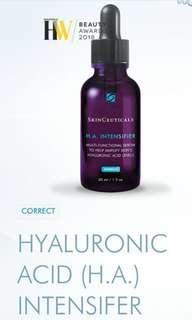 BNIB Skinceuticals HA Intensifier