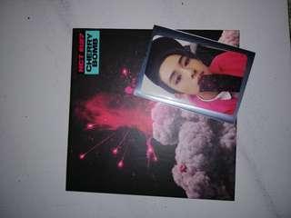 NCT CHEREY BOMB ALBUM