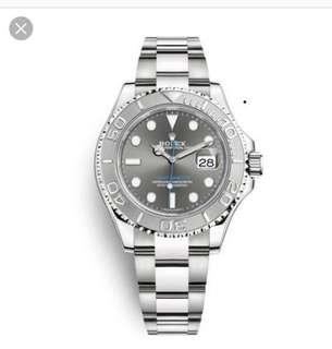 New Rolex yacht master oyster 40mm #116622