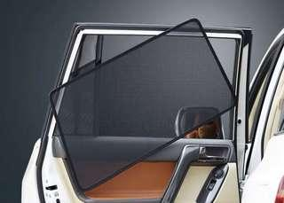 Tailor-made for all cars, window sun shade cover
