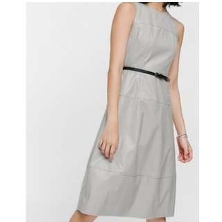 Love, Bonito Faux Leather Dress