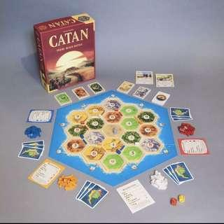 🚚 Settlers of Catan