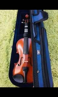 1/4、1/2小提琴