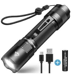 Rechargeable Super Torch