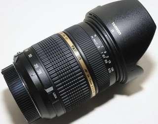 Tamron SP 28-75mm f2.8 Nikon