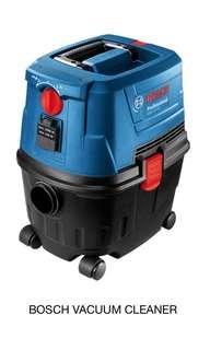 🚚 Bosch bagless wet and dry vacuum cleaner