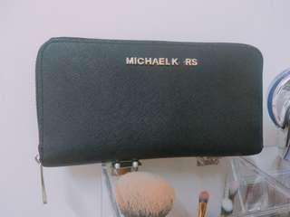 🚚 MK防刮長夾(黑)
