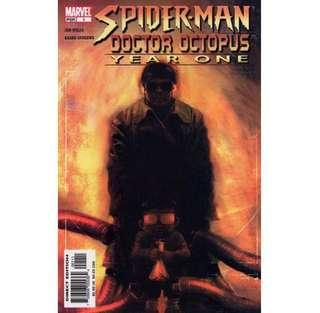 🚚 SPIDER-MAN: DOCTOR OCTOPUS - YEAR ONE #1 (2004) 1st issue!