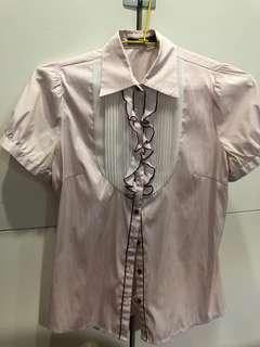 🚚 G2000柔美襯衫