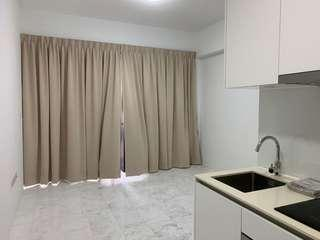 PAVILION SQUARE 1bedroom for immediate rental, minute to mrt