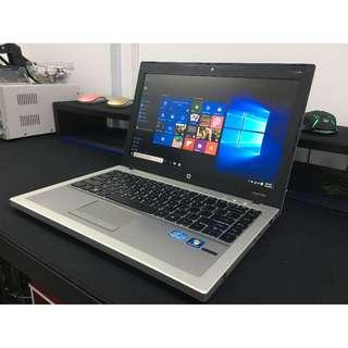 HP i5 Probook Laptop + MS Office + LED Keyboard For Cheap Sale