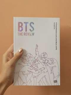 [READYSTOCK] BTS THE REVIEW: A Comprehensive Look at the Music of BTS by Kim YoungDae