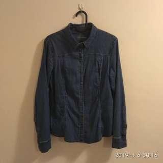 EDC ESPRIT Jeans Shirt Preloved