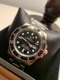 (Best price)Rolex Sea-dweller Single Red