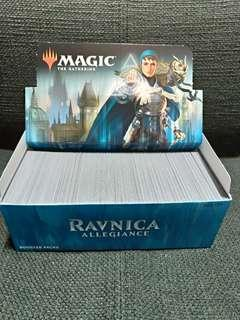 MTG Ravnica Allegiance (RNA) Box of Mixed Common Cards
