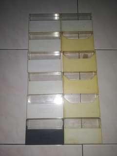 casing cassette bmg,pmc,emi,wea