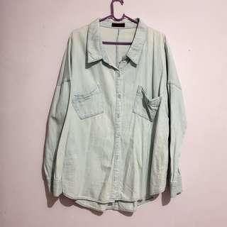 🚚 Light Denim Outerwear
