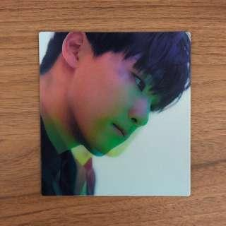 [WTS] Seventeen You Made My Dawn (Before Dawn ver.) Dino Lenticular Photocard