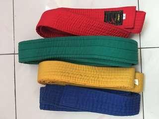 Taekwando Belts