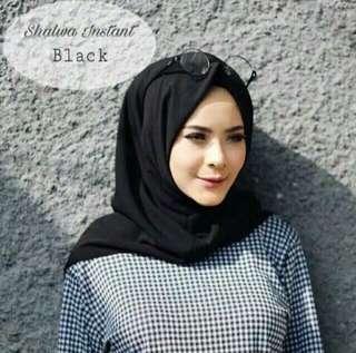 Hijab SHALWA instan Bahan Premium