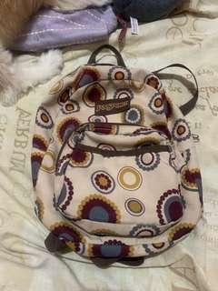 Original jansport mini backpack