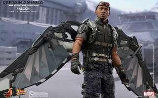 Hot Toys Winter Soldier Falcon