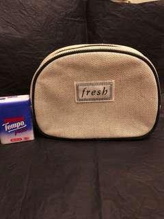 Fresh 化妝袋 購買本人貨品滿$100免費贈送