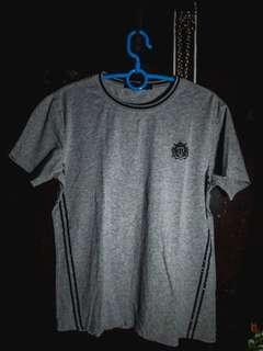 Franky Chen Grey T-shirt