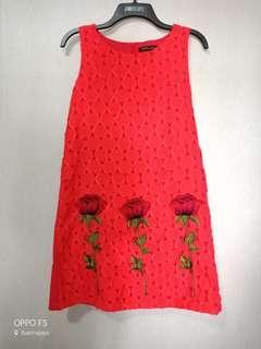 Embroidered Dress /Dress Bordir