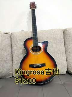 🚚 KingRosa二手吉他