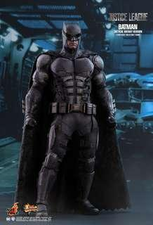 Special Edition MISB Hot Toys Justice League Batman