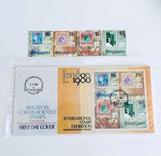 Mint vintage Stamps & Fdc